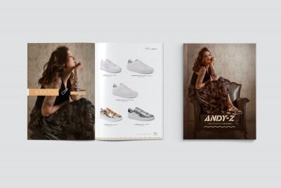 Diseño y Fotografía de campaña.ANDYZ