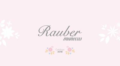 Diseño y Fotografía de catalogo.MUÑECAS RAUBER