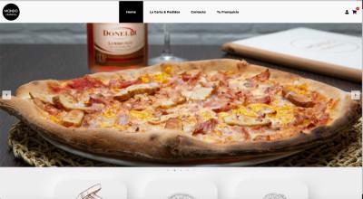 Creación, fotografias y diseño Web . MONDO ITALIAN